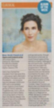 Sunday Times Magazine 9 juillet 2017