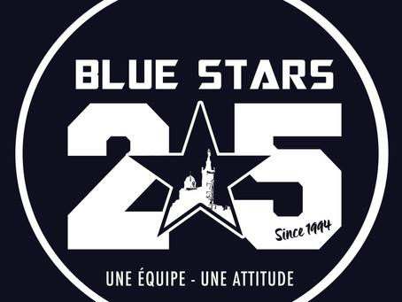 Les Blue Stars de Marseille fêtent leurs 25 ans !