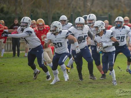 Les U19 enchainent face à Notre Dame
