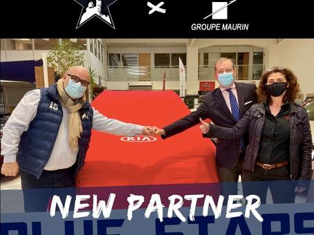 New Partner : Kia France et le Groupe Maurin