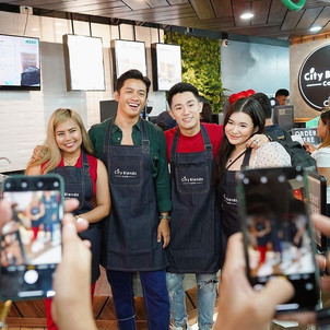 7-Eleven's New Baristas for #711Day 2019