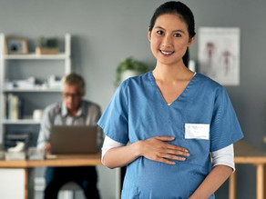 Working in the Dental Industry While Pregnant