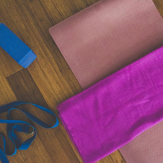 Pink Yoga Mat and Props - Edited.jpg
