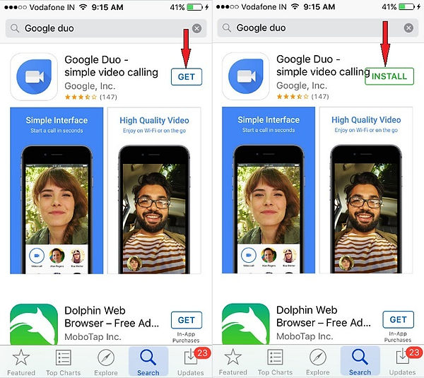 how-to-install-Google-Duo-on-iPhone-6s-i