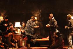 La ronde de nuit - Théâtre Aftaab