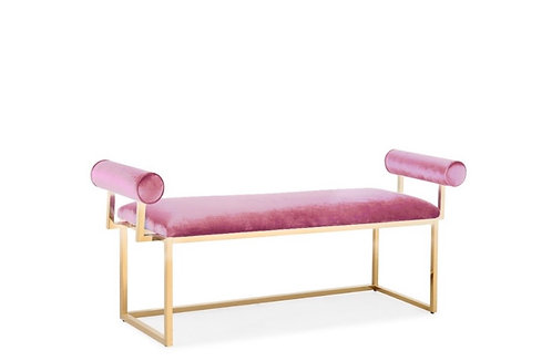 BENCH GOLD - PINK