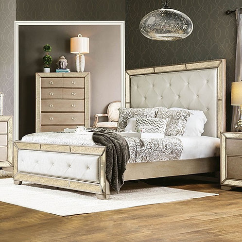 Glam Style Available queen and king size