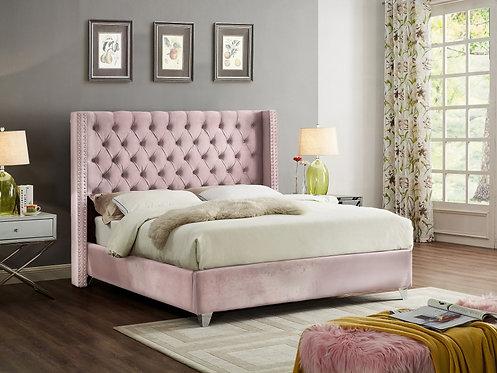 Luxury Velvet bed