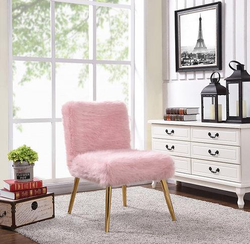 Accent chair  Fur