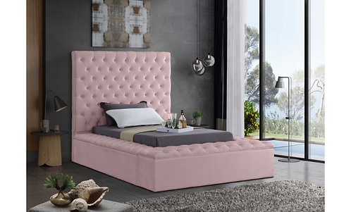 Twin beds available different colors