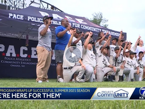 'We're here for them': PACE Baseball wraps up successful 2021 season for kids and coaches.