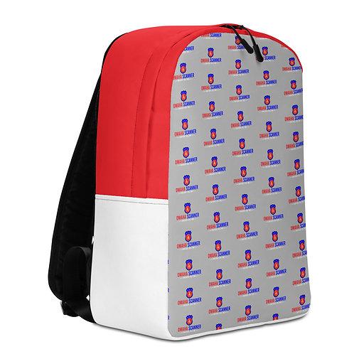 Minimalist Omaha Scanner Backpack