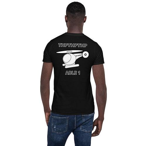 """Able 1 THPTHPTHP"" Short-Sleeve Unisex T-Shirt"