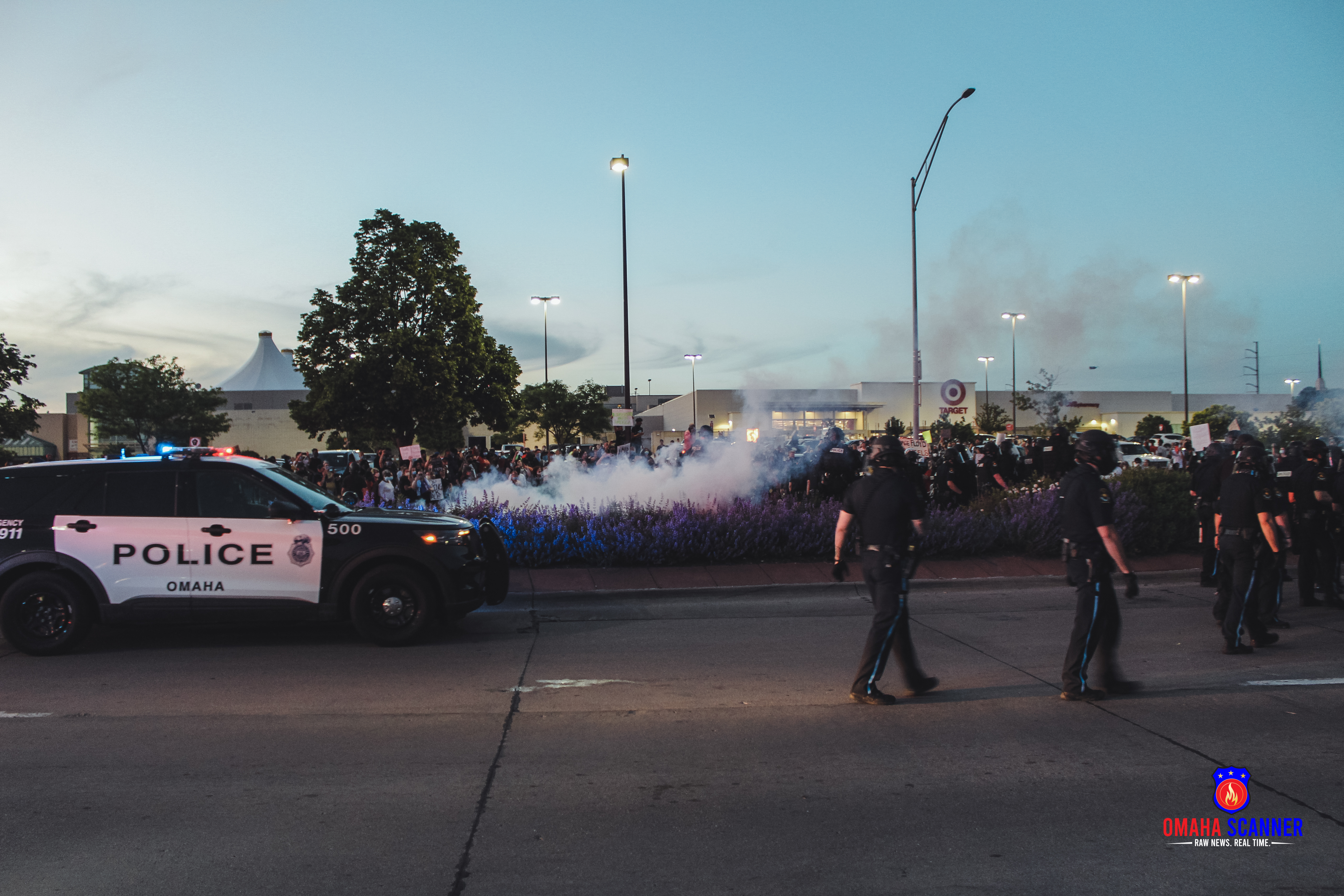Protest Omaha