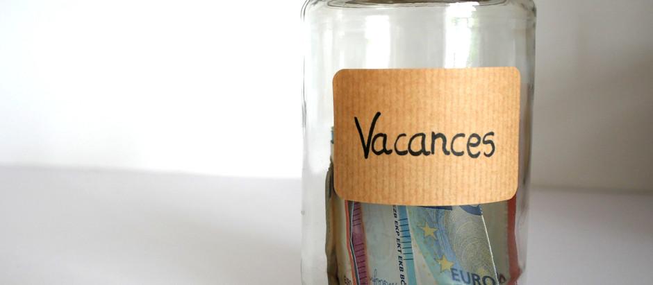 Planifier, épargner, et respecter son budget vacances