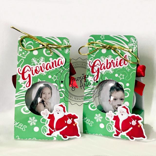 Bolinha de Natal Personalizado