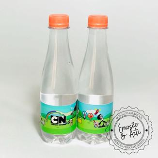 #005 - Garrafa D'água Personalizada