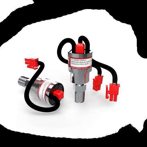 Wasco Inc. Pressure Switches & Sensors