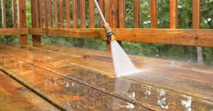 Power Washing: When and Where