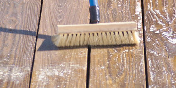 Preparing Your Deck For Staining