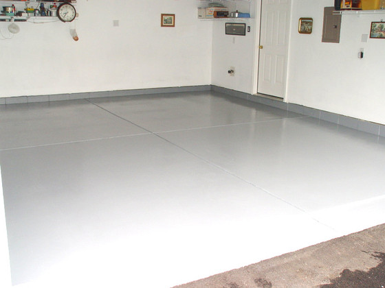Do You Need To Paint Your Garage Floors?