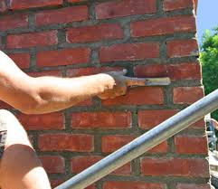 Repairing Damaged Mortar Joints On Your Chimney: Tuckpointing