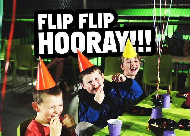 Party at Flip Out Caringbah Taren Point