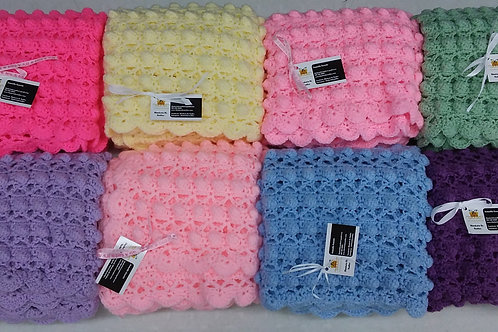 Solid Baby Blankets