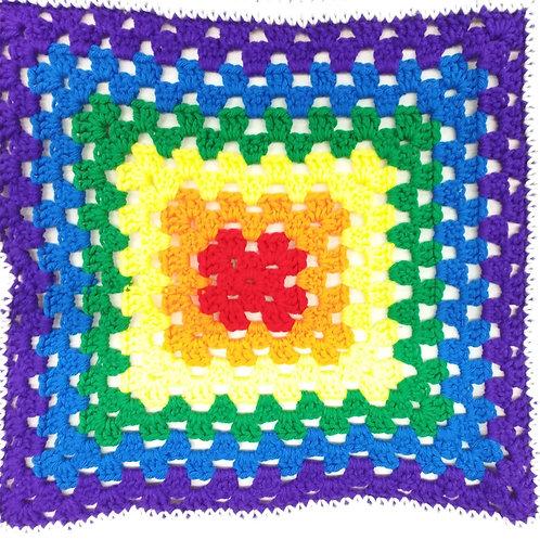 Variegated Lap Blankets