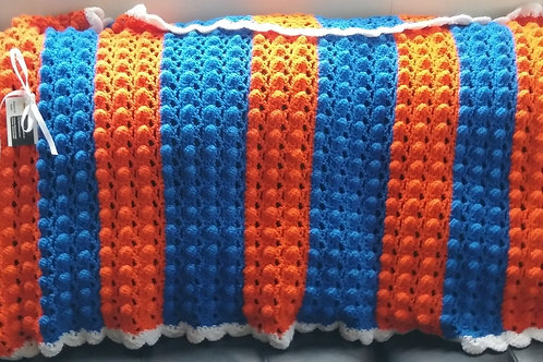 College Baby Blankets