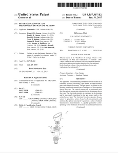 US Patent No 9557307.png