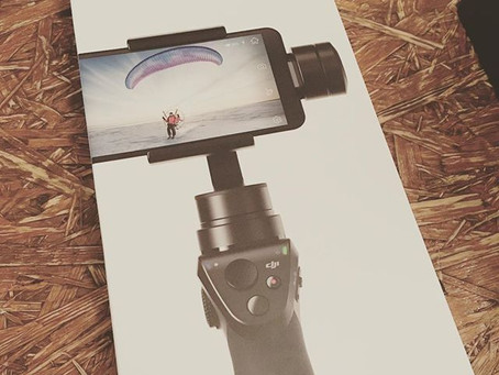 Osmo Mobile は撮影の価値観を変える!?