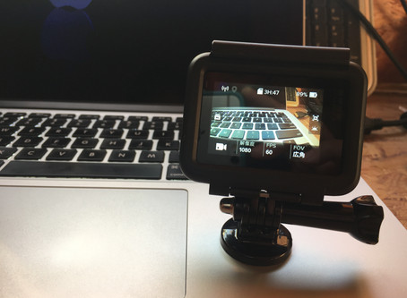 動画クリエイターが教えるGoProHERO6の撮影設定