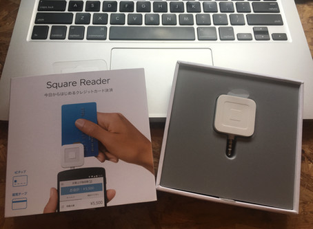 Square導入