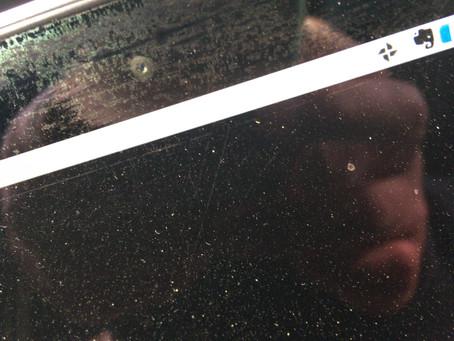 MacBook/MacBookProのディスプレイリコール!
