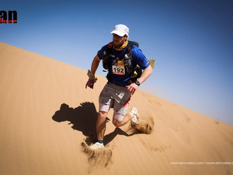 MDS: Race Report