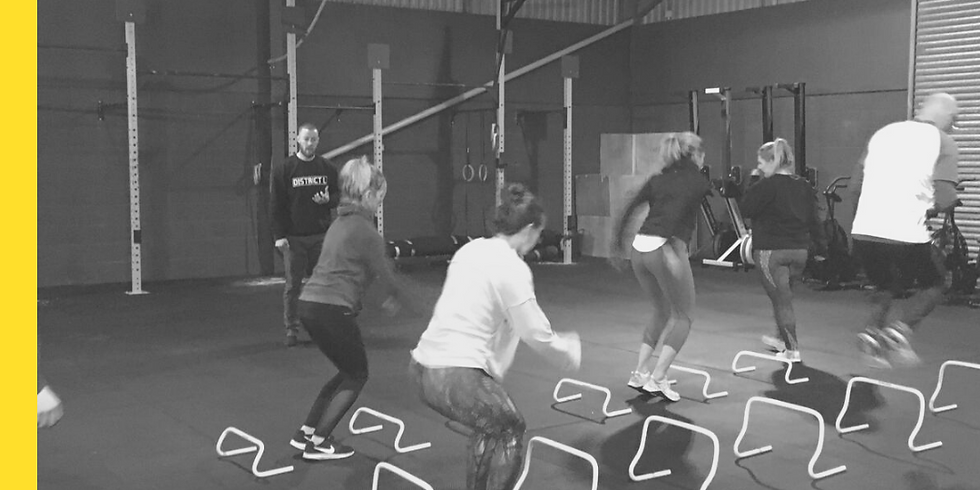 Running Performance: Agility and Power Workshop