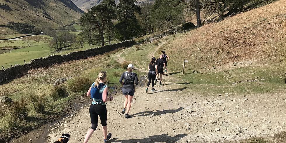 Resilient Runners Social Run: Ullswater Way