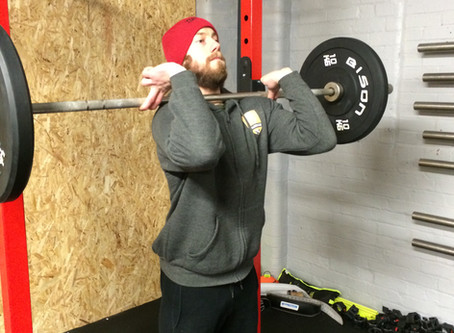 Improving Front Rack Mobility