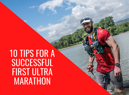 10 Tips for a Successful First Ultra Marathon