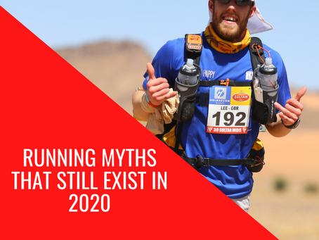 Running Myths That Still Exist in 2020