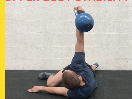 Top 5 Upper Body Stability Exercises