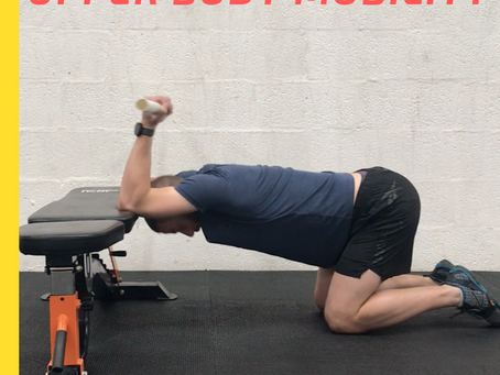 Top 5 Upper Body Mobility Exercises
