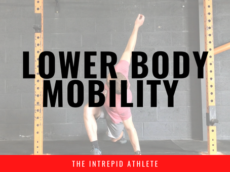 Top 5 Lower Body Mobility Moves