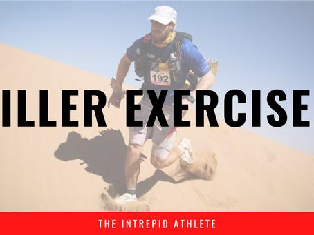 Filler Exercises for Runners