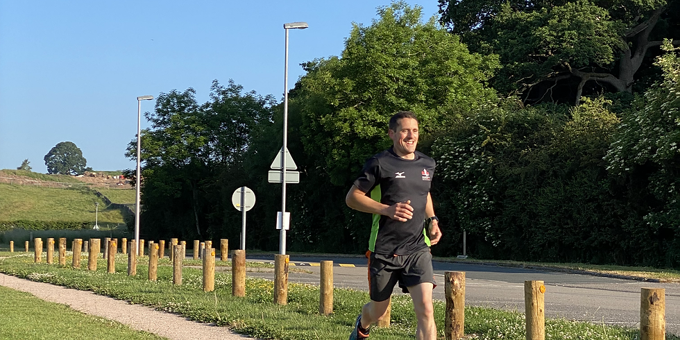 Resilient Runners Training Session: Hills
