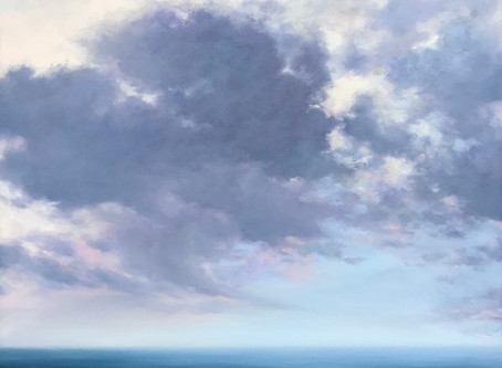Episode 76-Margaret Gerding, plein air oil painter, ME
