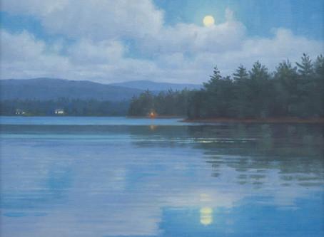 Episode 69-Sam Vokey, oil painter Hampton, NH