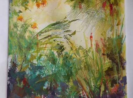 Episode 77-Darlene Furbush Ouellett, Contemporary Impressionist Painter & Printmaker