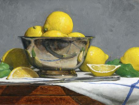 Episode 97-Todd M. Casey, oil painter, CT
